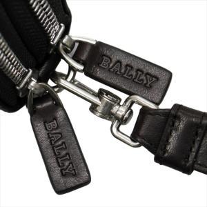 BALLY バリー 財布サイフ TINGER 6208237 CHOCOLATE トラベルウォレット チョコ|at-shop|06
