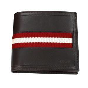 BALLYバリー 財布サイフ  TYE 271 6166595 二つ折り財布 チョコ tye_271_6166595|at-shop