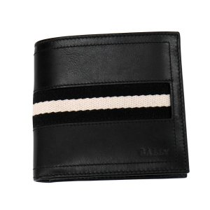 BALLYバリー 財布サイフ  TYE 290 6166596 二つ折り財布 ブラック tye_290_6166596|at-shop