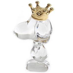 Baccarat バカラ カトゥーン ウェルカム 王冠 スヌーピー 2106262 at-shop