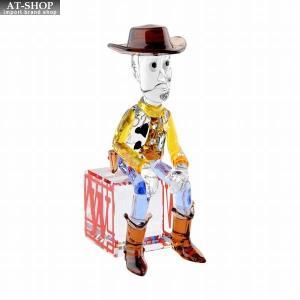 スワロフスキー SWAROVSKI 5417631 ディズニー トイ・ストーリー  「ウッディ」 クリスタル フィギュア 置物 Disney Toy Story Woody|at-shop