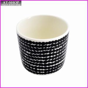 マリメッコ marimekko 063291 190 SIIRTOLAPUUTARHA COFFEE CUP 200ml 取っ手なし コーヒーカップ マグカップ|at-shop