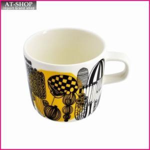 マリメッコ marimekko 063293 192 SIIRTOLAPUUTARHA COFFEE CUP 200ml コーヒーカップ マグカップ|at-shop