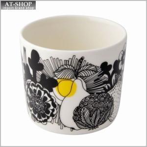 マリメッコ marimekko 068439 093 コーヒーカップ (ハンドルなし) SIIRTOL COFFEE CUP 200ml|at-shop