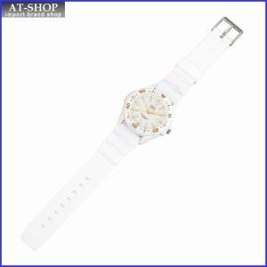 CITIZEN シチズン 腕時計 Q&Q スポーツタイプ 10気圧防水 メンズ時計 VR26-004 ホワイト|at-shop