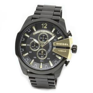 DIESEL ディーゼル 腕時計 クロノグラフ ウオッチ 3Time表示 DZ4338 at-shop