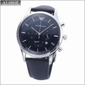 エンポリオ・アルマーニ EMPORIO ARMANI AR11018   クロノグラフ メンズ腕時計|at-shop