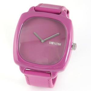 NIXON ニクソン レディース腕時計 THE SHUTTER  カジュアルウオッチ A167-698 at-shop