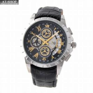 サルバトーレ・マーラ Salvatore Marra SM13119S-SSBKGD  メンズ クロノグラフ 腕時計|at-shop