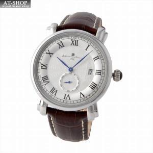 サルバトーレ・マーラ Salvatore Marra SM13121-2-SSWHBR  メンズ 腕時計|at-shop
