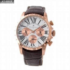 サルバトーレ・マーラ Salvatore Marra SM15103-PGWH  メンズ 腕時計|at-shop