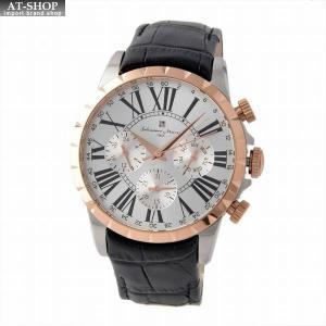 サルバトーレ・マーラ Salvatore Marra SM15103-PGSV  メンズ 腕時計|at-shop