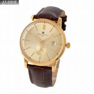 サルバトーレ・マーラ Salvatore Marra SM15108-GDGDB  メンズ 腕時計|at-shop
