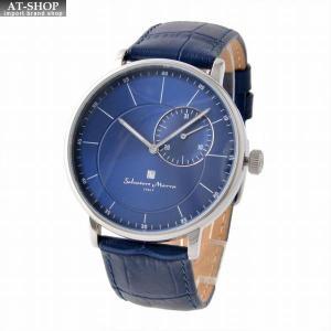 サルバトーレ・マーラ Salvatore Marra SM17105-SSBL  メンズ 腕時計|at-shop