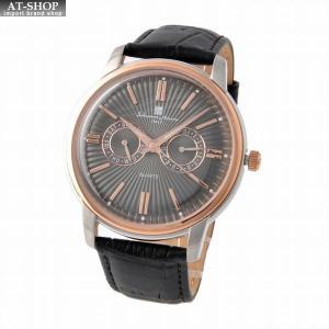 サルバトーレ・マーラ Salvatore Marra SM17107-PGBK  メンズ 腕時計|at-shop