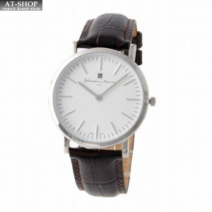 サルバトーレ・マーラ Salvatore Marra SM17109-SSWH/1  メンズ 腕時計 替えベルト(2種)付|at-shop