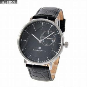 サルバトーレ・マーラ Salvatore Marra SM17105-SSBK  メンズ 腕時計|at-shop