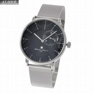 サルバトーレ・マーラ Salvatore Marra SM17105M-SSBK  メンズ 腕時計|at-shop