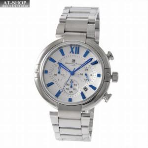 サルバトーレ・マーラ Salvatore Marra SM17106-SSWH  メンズ クロノグラフ 腕時計|at-shop
