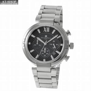 サルバトーレ・マーラ Salvatore Marra SM17106-SSBK  メンズ クロノグラフ 腕時計|at-shop