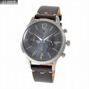 サルバトーレ・マーラ Salvatore Marra SM17110-SSGY  メンズ クロノグラフ 腕時計|at-shop