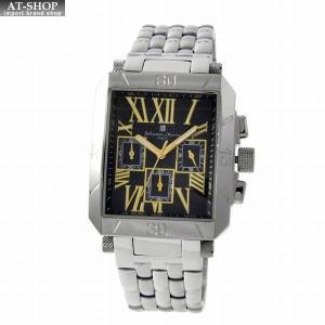 サルバトーレ・マーラ Salvatore Marra SM17117-SSBKGD  メンズ クロノグラフ 腕時計|at-shop