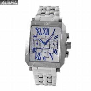 サルバトーレ・マーラ Salvatore Marra SM17117-SSWHBL  メンズ クロノグラフ 腕時計|at-shop
