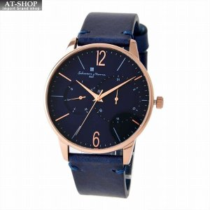 サルバトーレ・マーラ Salvatore Marra SM18105-PGBL  メンズ 腕時計|at-shop