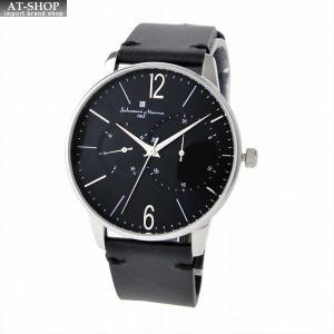 サルバトーレ・マーラ Salvatore Marra SM18105-SSBK  メンズ 腕時計|at-shop
