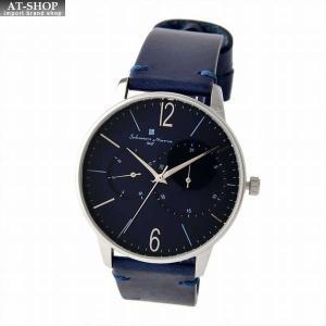 サルバトーレ・マーラ Salvatore Marra SM18105-SSBL  メンズ 腕時計|at-shop