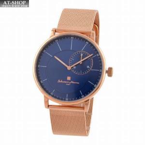 サルバトーレ・マーラ Salvatore Marra SM17105M-PGBL  メンズ 腕時計 ユニセックス 腕時計|at-shop