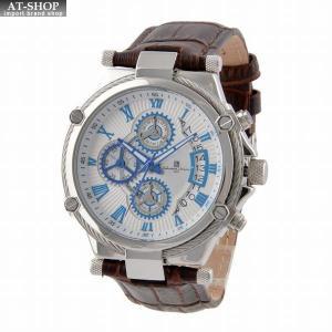 サルバトーレ・マーラ Salvatore Marra SM18102-SSWH  メンズ 腕時計 クロノグラフ|at-shop