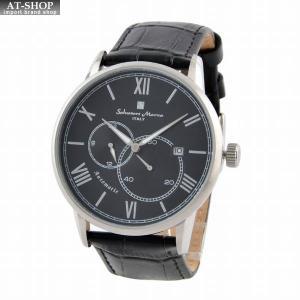サルバトーレ・マーラ Salvatore Marra SM18104-SSBK  メンズ 腕時計 自動巻き|at-shop