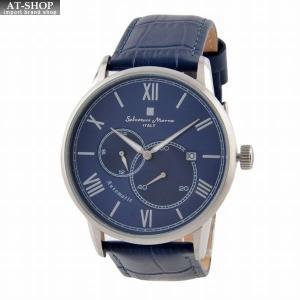 サルバトーレ・マーラ Salvatore Marra SM18104-SSBL  メンズ 腕時計 自動巻き|at-shop