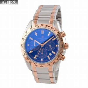 サルバトーレ・マーラ Salvatore Marra SM18106-SSBKPG  メンズ 腕時計 クロノグラフ|at-shop