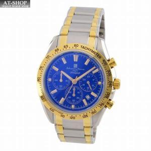 サルバトーレ・マーラ Salvatore Marra SM18106-SSBLGD  メンズ 腕時計 クロノグラフ|at-shop