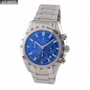 サルバトーレ・マーラ Salvatore Marra SM18106-SSBLSV  メンズ 腕時計 クロノグラフ|at-shop