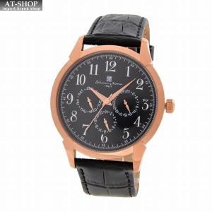 サルバトーレ・マーラ Salvatore Marra SM18107-PGBK  メンズ 腕時計|at-shop