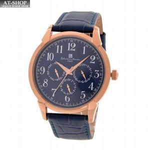 サルバトーレ・マーラ Salvatore Marra SM18107-PGBL  メンズ 腕時計|at-shop