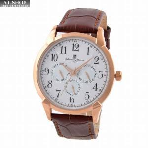 サルバトーレ・マーラ Salvatore Marra SM18107-PGWH  メンズ 腕時計|at-shop