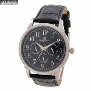 サルバトーレ・マーラ Salvatore Marra SM18107-SSBK  メンズ 腕時計|at-shop