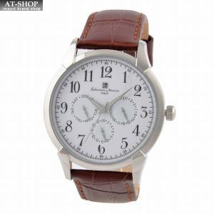サルバトーレ・マーラ Salvatore Marra SM18107-SSWH  メンズ 腕時計|at-shop