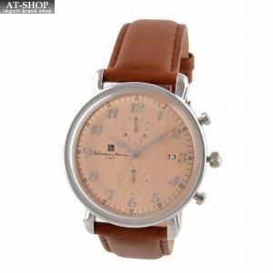 サルバトーレ・マーラ Salvatore Marra SM18109-SSCM  メンズ 腕時計 クロノグラフ|at-shop