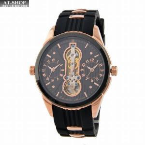 サルバトーレ・マーラ Salvatore Marra SM18113-PGBK  メンズ 腕時計 ツインクォーツ|at-shop