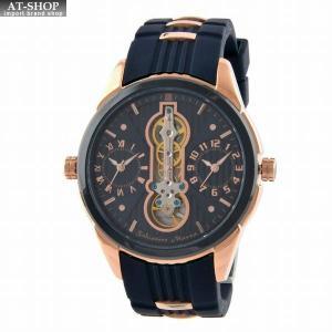 サルバトーレ・マーラ Salvatore Marra SM18113-PGBL  メンズ 腕時計 ツインクォーツ|at-shop
