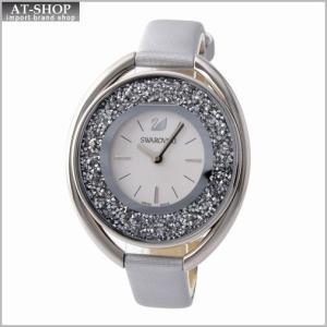 スワロフスキー SWAROVSKI 5263907 レディース 腕時計 Crystalline Oval (クリスタルライン・オーバル)|at-shop