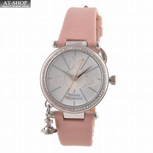 ヴィヴィアンウエストウッド Vivienne Westwood VV006SLPK  レディース 腕時計|at-shop