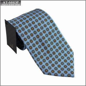 DUNHILL ダンヒル ネクタイ 約8cm ブルー yptp1 pr2500r|at-shop