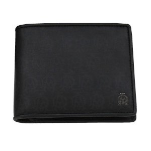 DUNHILL ダンヒル 財布サイフ WINDSOR 二つ折り財布 L2PA32A ブラック|at-shop