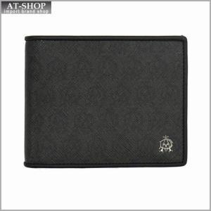 DUNHILL ダンヒル  二つ折り財布 WINDSOR L2W732Z グレー|at-shop
